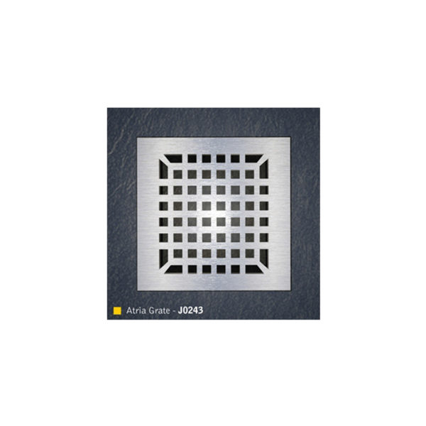 Atria Grate for Shower Trays at Trade Monkey