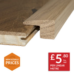 Solid Oak End Section at Trade Monkey