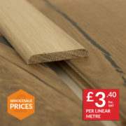 Solid Oak Level Threshold at Trade Monkey