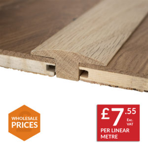 Solid Oak T-Section at Trade Monkey